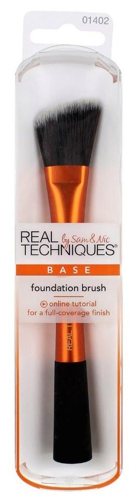 Купить REAL TECHNIQUES Кисть для тональной основы / Foundation Brush
