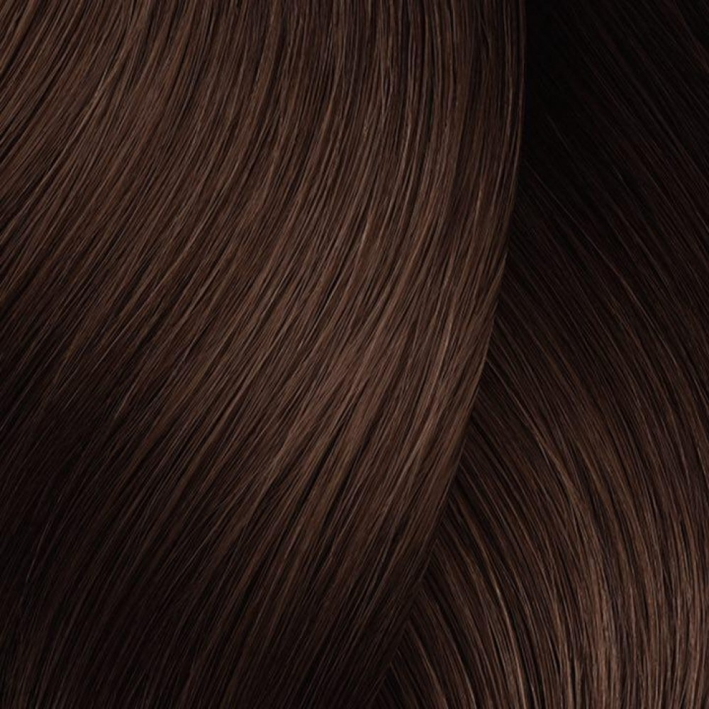 L'OREAL PROFESSIONNEL 5,024 краска для волос / МАЖИРЕЛЬ ФРЕНЧ БРАУН 50 мл LOREAL PROFESSIONNEL