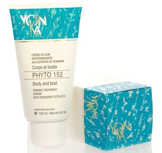 YON KA Крем Phyto 152 / BODY SPECIFICS 125млКремы<br>Этот препарат интенсивно насыщает энергией, сконцентрированной в ароматических маслах и фитоэкстрактах, входящих в его состав, стимулирует обменные процессы в тканях. Способствует укреплению тканей, исправляет различные дефекты кожи тела, связанные с беременностью, реально улучшает форму бюста. Снимает усталость ног, создавая ощущение свежести и комфорта. Яркий тонизирующий аромат препарата придает динамизм психоэмоциональным реакциям. Активные ингредиенты: фитоэкстракт и эфирное масло розмарина, экстракты почек бука и алоэ вера, масло лесного ореха, витамин Е. Способ применения: наносить тонким слоем на проблемные участки утром или вечером после душа или ванны на слегка влажную кожу.<br><br>Вид средства для тела: Тонизирующий<br>Назначение: Варикоз