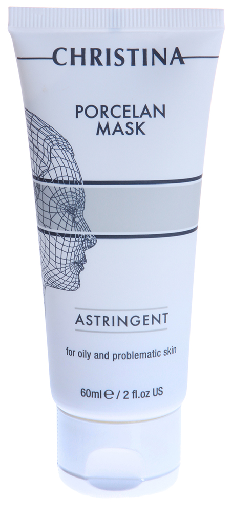 "CHRISTINA ����� �������������� ��� ������ � ���������� ���� ""��������"" / Astrigent Porcelan Mask 60��"