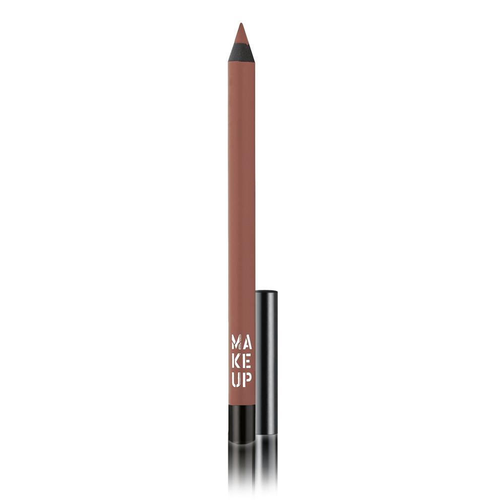 MAKE UP FACTORY Карандаш для губ, 20 кремовый кофе / Color Perfection Lip Liner 1,2 г косметические карандаши make up factory карандаш для губ color perfection lip liner 39