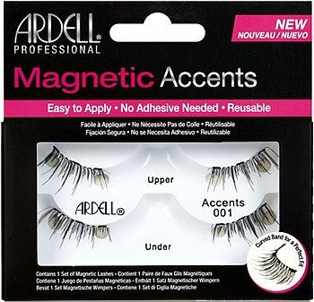 ARDELL Ресницы магнитные для внешних краев глаз 001 / Magnetic Accent Lash