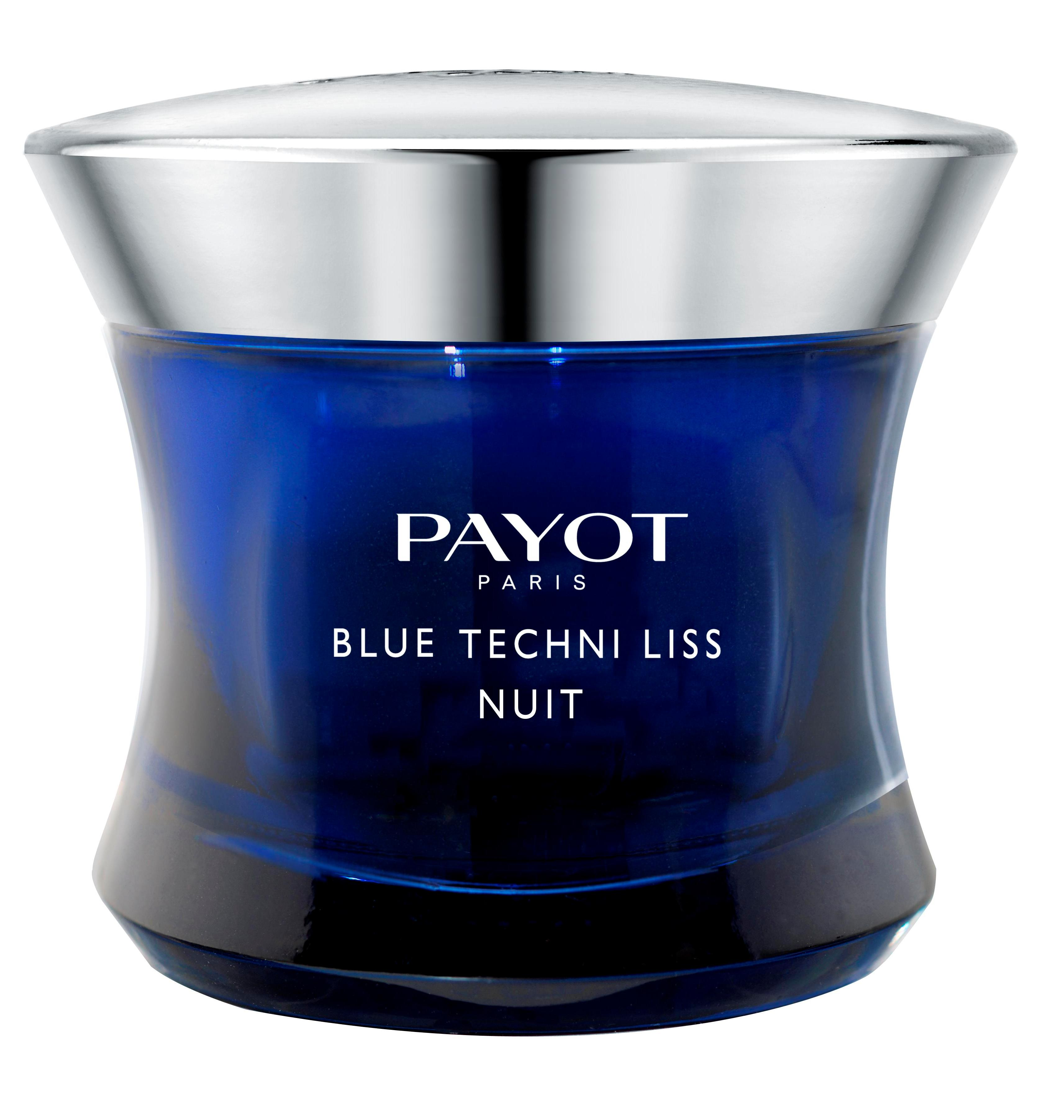 PAYOT Бальзам хроноактивный ночной / BLUE TECHNI LISS 50 мл