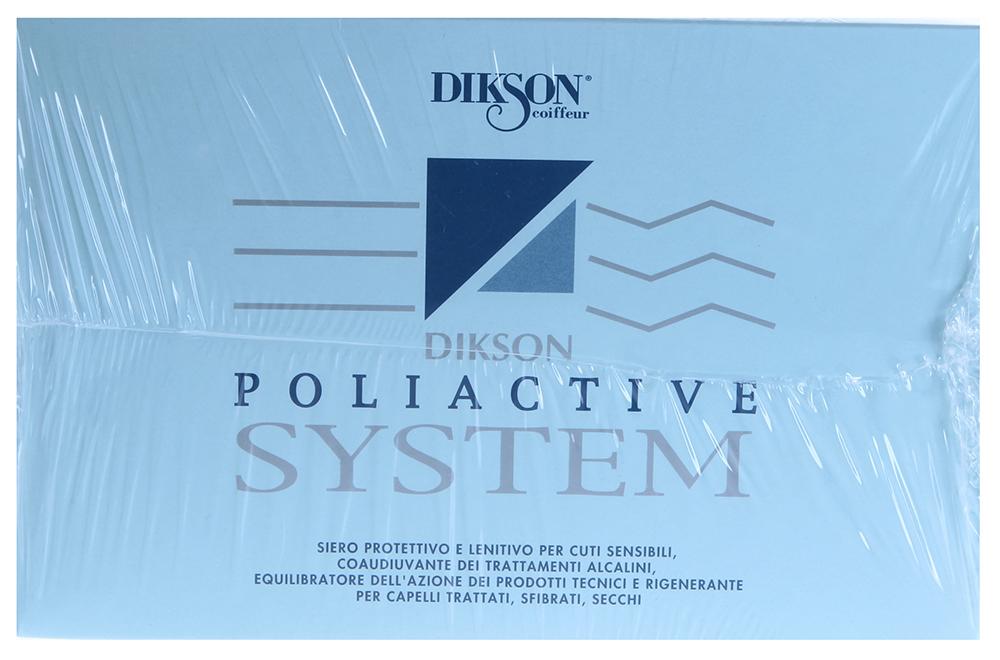 DIKSON Комплекс восстанавливающий полиактивный / POLIACTIVE SYSTEM 12х18мл~ от Галерея Косметики