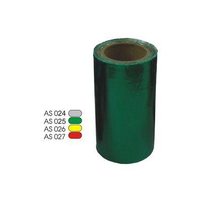 ERIKA Фольга Green, 50м*10смФольга<br>Фольга 15 мкм Длина: 50м Ширина: 10см<br>