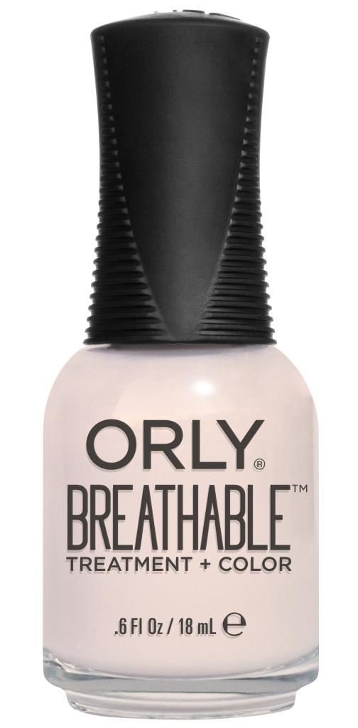 ORLY Уход профессиональный дышащий (цвет) за ногтями 908 BARELY THERE / Breathable 18 мл
