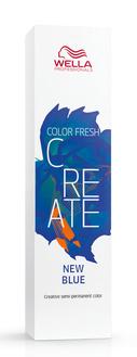 Купить WELLA Краска оттеночная для ярких акцентов, ночной синий / CF CREATE 60 мл