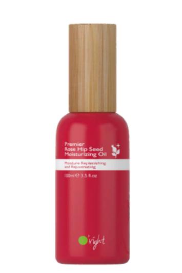 Купить со скидкой O'RIGHT Масло увлажняющее для волос Шиповник / Rose Hip Seed Moisturizing Oil 100 мл