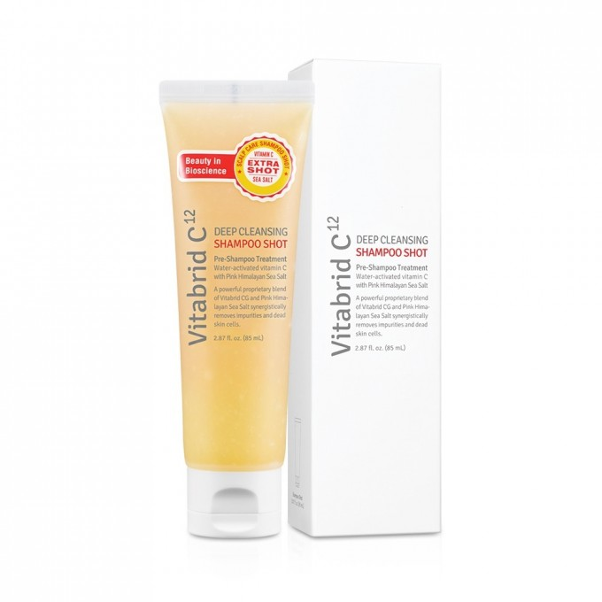 Купить VITABRID C12 Шампунь / Deep Cleansing Shampoo Shot 85 мл
