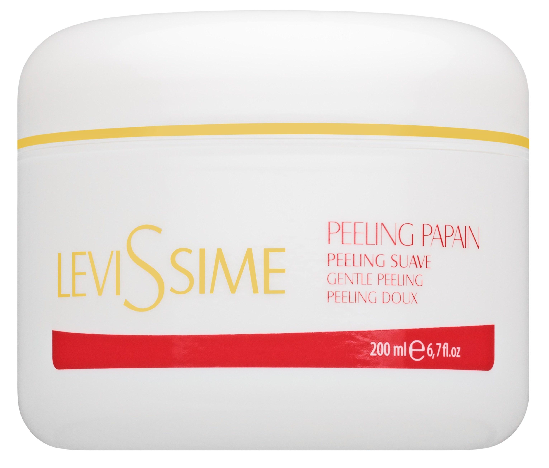 LEVISSIME Пилинг с папаином для лица и тела / Peeling Papain 200 мл - Пилинги