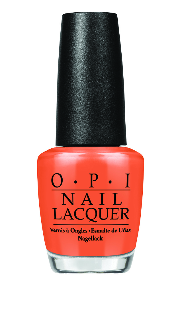 OPI Лак для ногтей Orange You Stylish! / COCA-COLA 15мл colibri стол coca cola