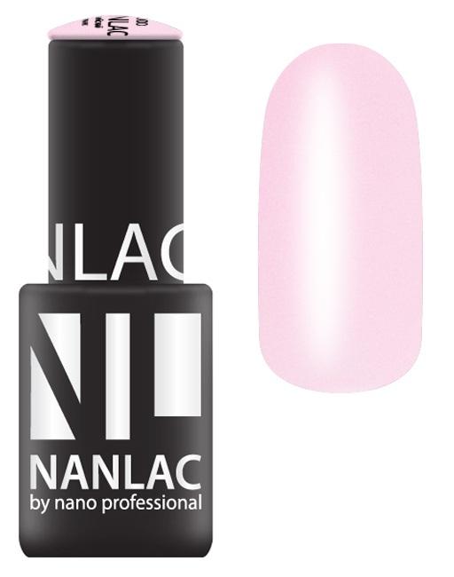 NANO PROFESSIONAL 1050 гель-лак для ногтей, мечта поэта / NANLAC 6 мл