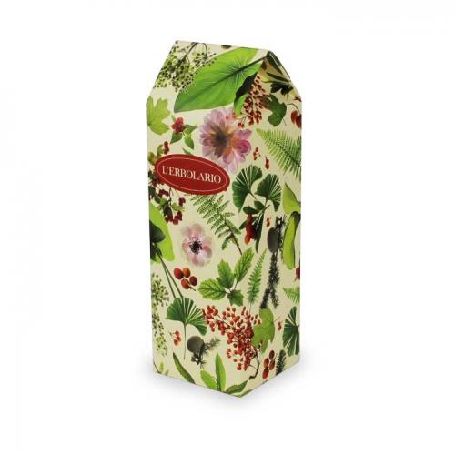 LERBOLARIO Коробка Листья и цветы на 1 продуктОсобые аксессуары<br>Подарочная коробка для упаковки одного продукта.<br>
