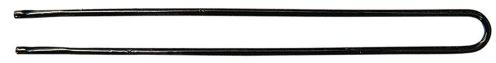 SIBEL Шпильки прямые черные 70 мм 50 шт/уп