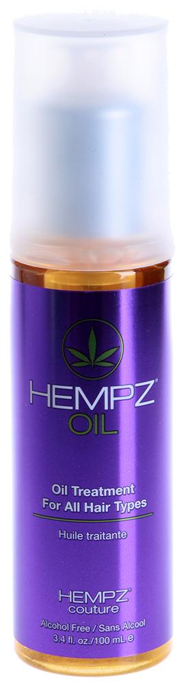 HEMPZ Масло восстановление / Oil Treatment 100мл