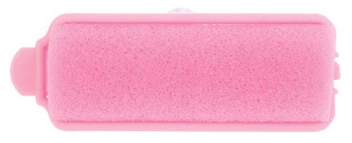 DEWAL PROFESSIONAL Бигуди поролоновые розовые d 22 мм 12 шт/уп