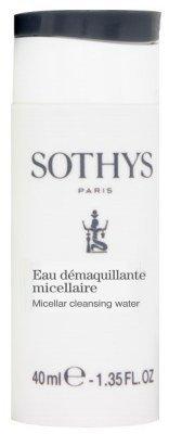 SOTHYS Вода мицеллярная для очищения кожи / ESSENTIAL PREPARING TREATMENTS 40 мл