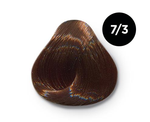Купить OLLIN PROFESSIONAL 7/3 краска для волос, русый золотистый / OLLIN COLOR 100 мл