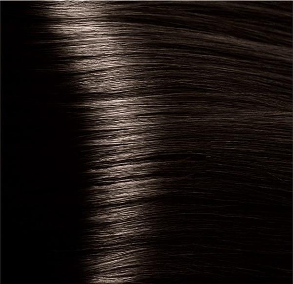 Купить HAIR COMPANY 4.13 крем-краска, ледяной мокко / INIMITABLE COLOR Coloring Cream 100 мл, Кофейный