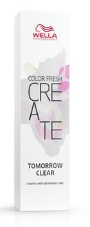 WELLA Professionals Краска оттеночная для ярких акцентов, прозрачное завтра / CF CREATE 60 мл