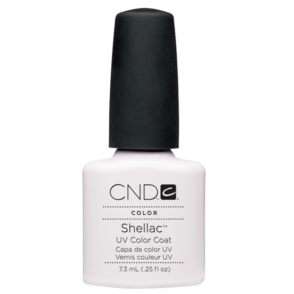 "CND 001 �������� ������� ""Cream Puff"" / SHELLAC 7,3��"