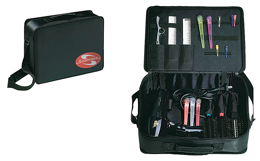 Hairway чемодан hairway д/инстр.370х285х115мм