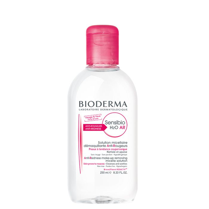 BIODERMA Вода мицеллярная сенсибио / Н2О AR 250 мл