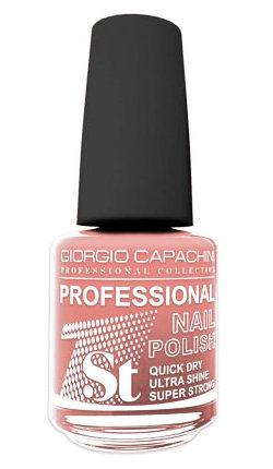 Купить GIORGIO CAPACHINI 111 лак для ногтей / 1-st Professional 16 мл, Розовые
