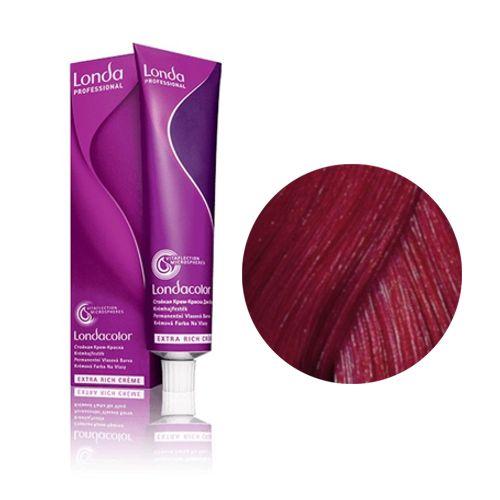 LONDA PROFESSIONAL 6/5 краска для волос, темный блонд красный / LC NEW micro reds 60мл батарея powerman ca1290 12v 9ah