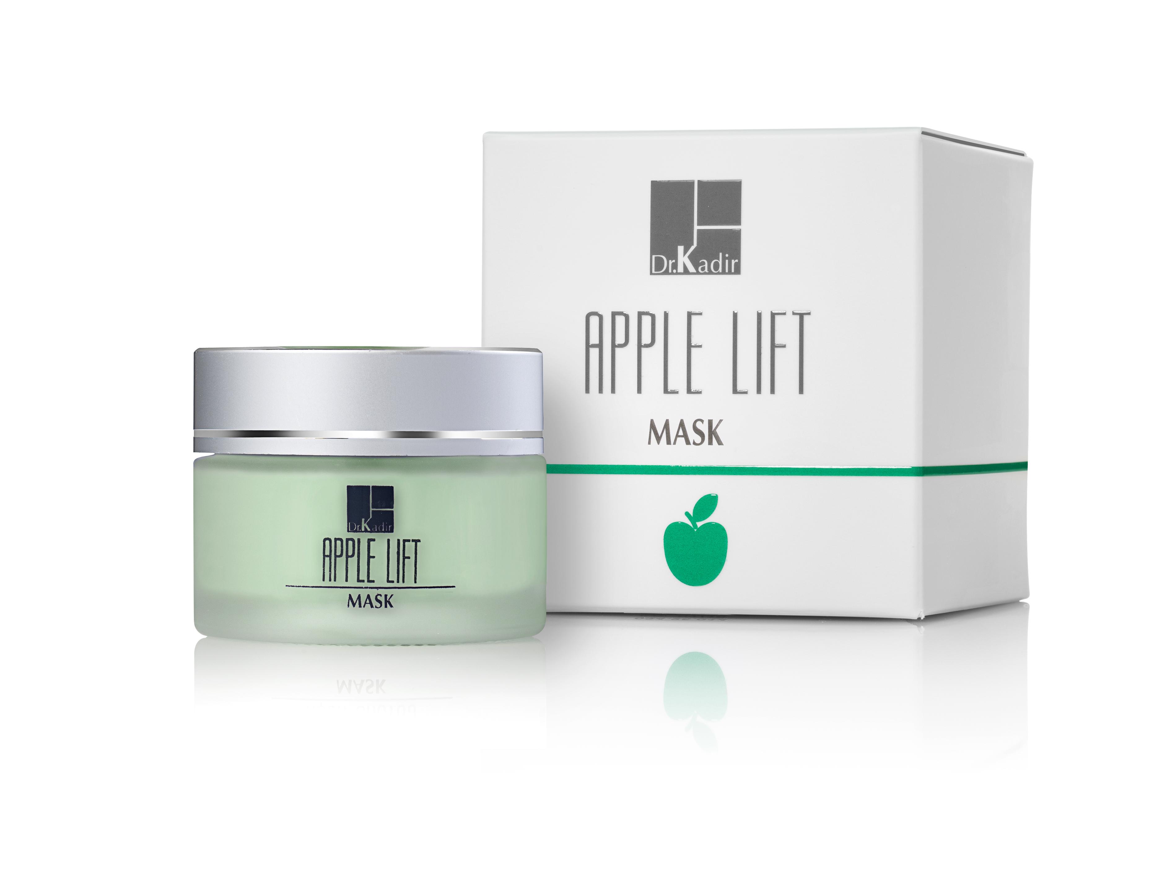 где купить DR KADIR Маска омолаживающая для нормальной/сухой кожи / Apple Lift home care 50мл по лучшей цене