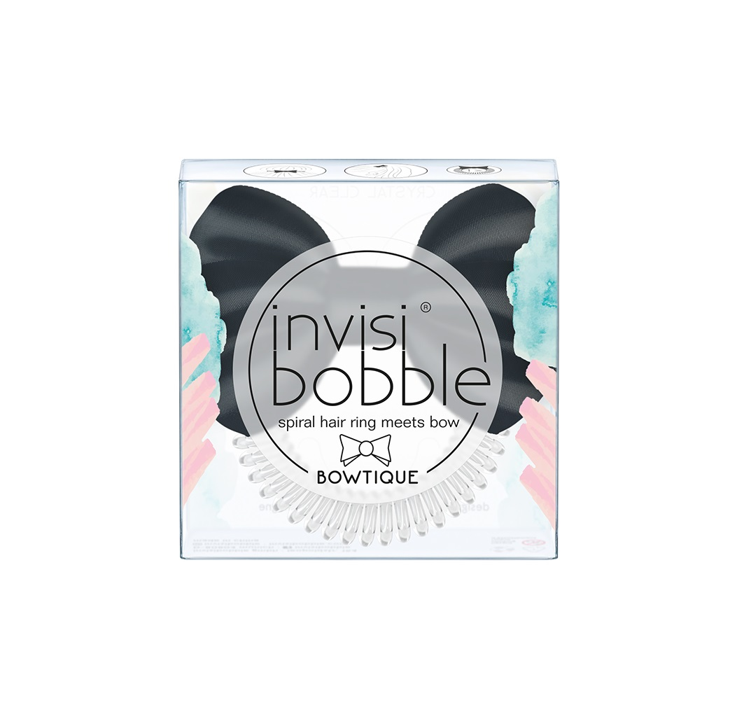 INVISIBOBBLE Резинка для волос / BOWTIQUE True Black