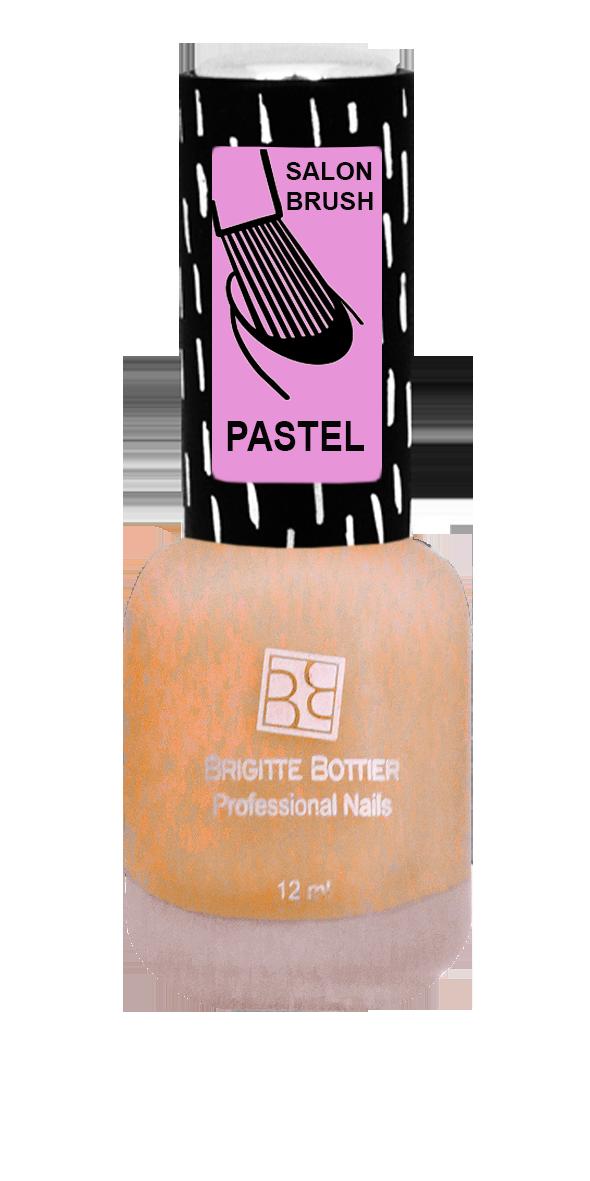 BRIGITTE BOTTIER 324 лак для ногтей матовый Оранжевый / PASTEL 12мл