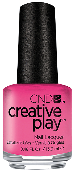 CND 407 лак для ногтей / Sexy + I Know It Creative Play 13,6 мл