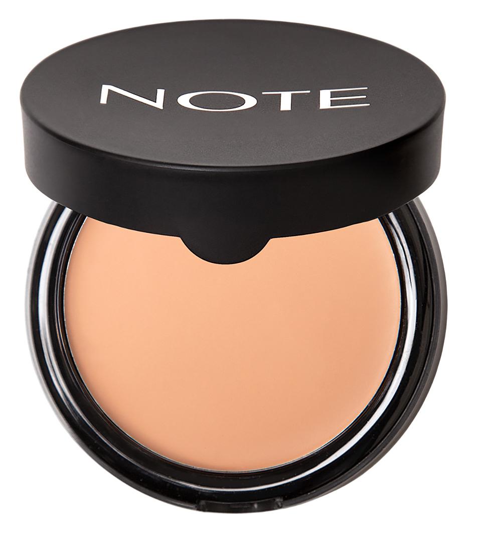 Купить NOTE Cosmetics Крем-пудра с эффектом сияния 02 / LUMINOUS SILK CREAM POWDER 10 г