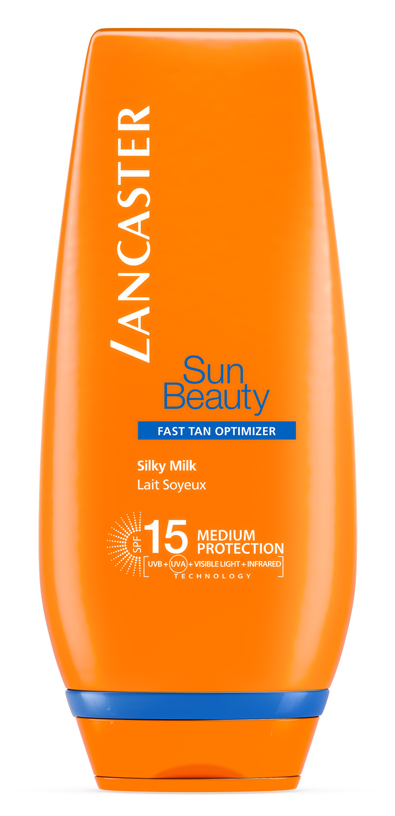 LANCASTER Молочко легкое Быстрый загар SPF 15 / Sun Beauty Care 125 мл