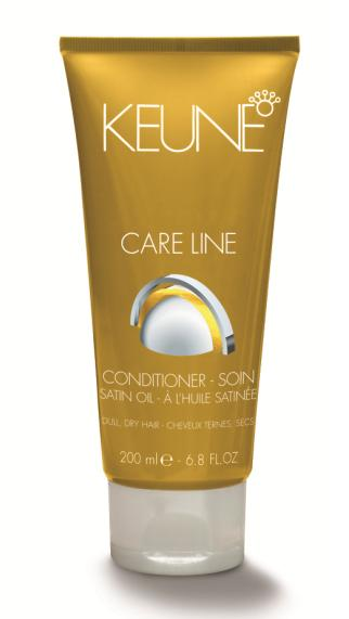 "KEUNE ����������� ""��� ���� �������� ����"" / CL SATIN OIL CONDITIONER 200��"