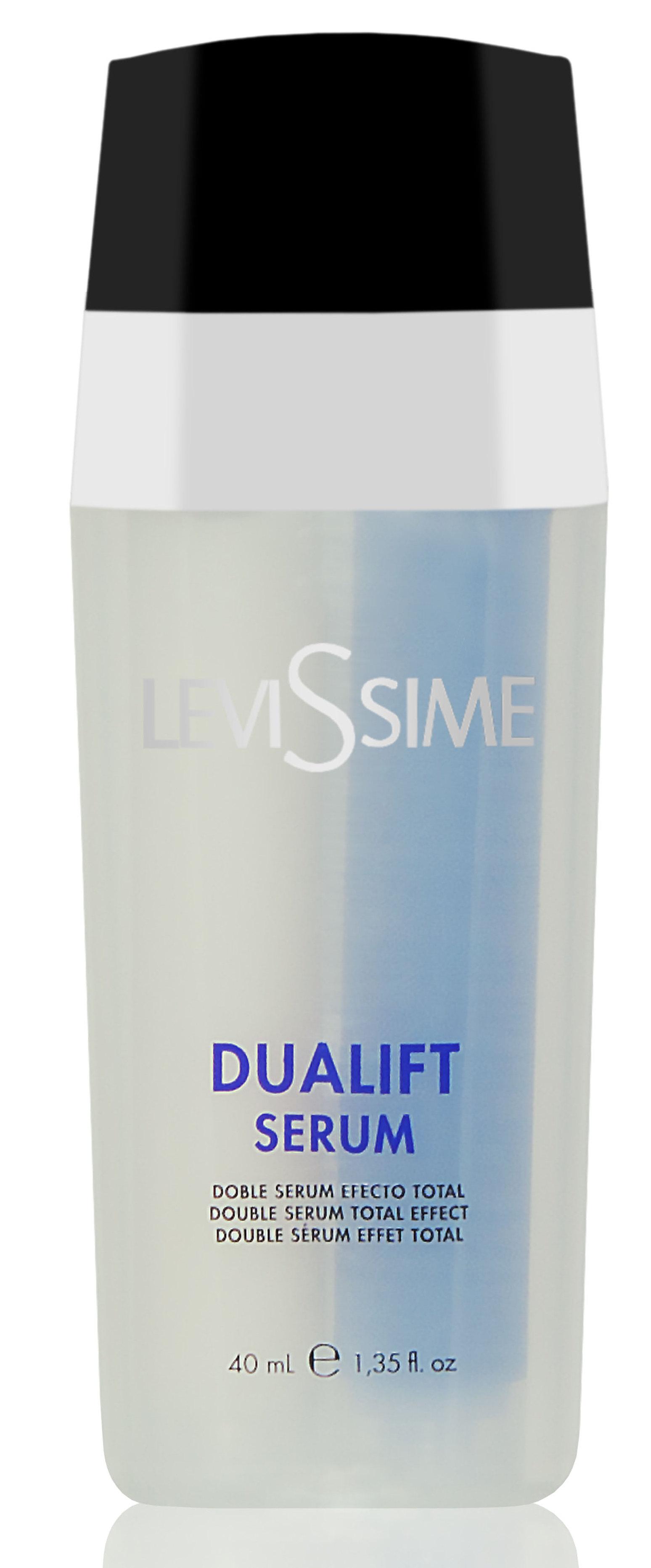 LEVISSIME Сыворотка омолаживающая двойного действия / Dualift Serum 40 мл