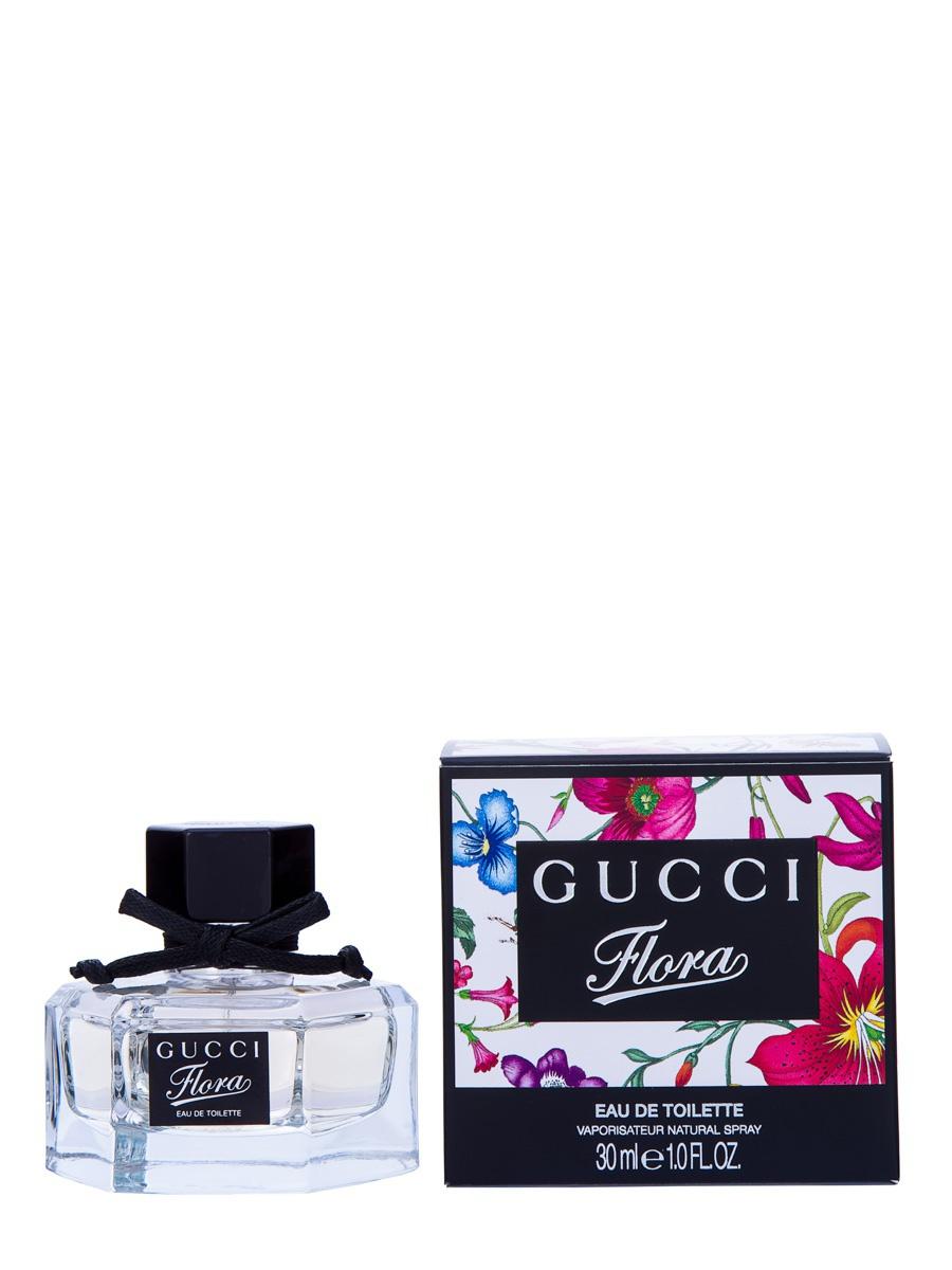 GUCCI Вода туалетная женская Gucci Flora 30 мл