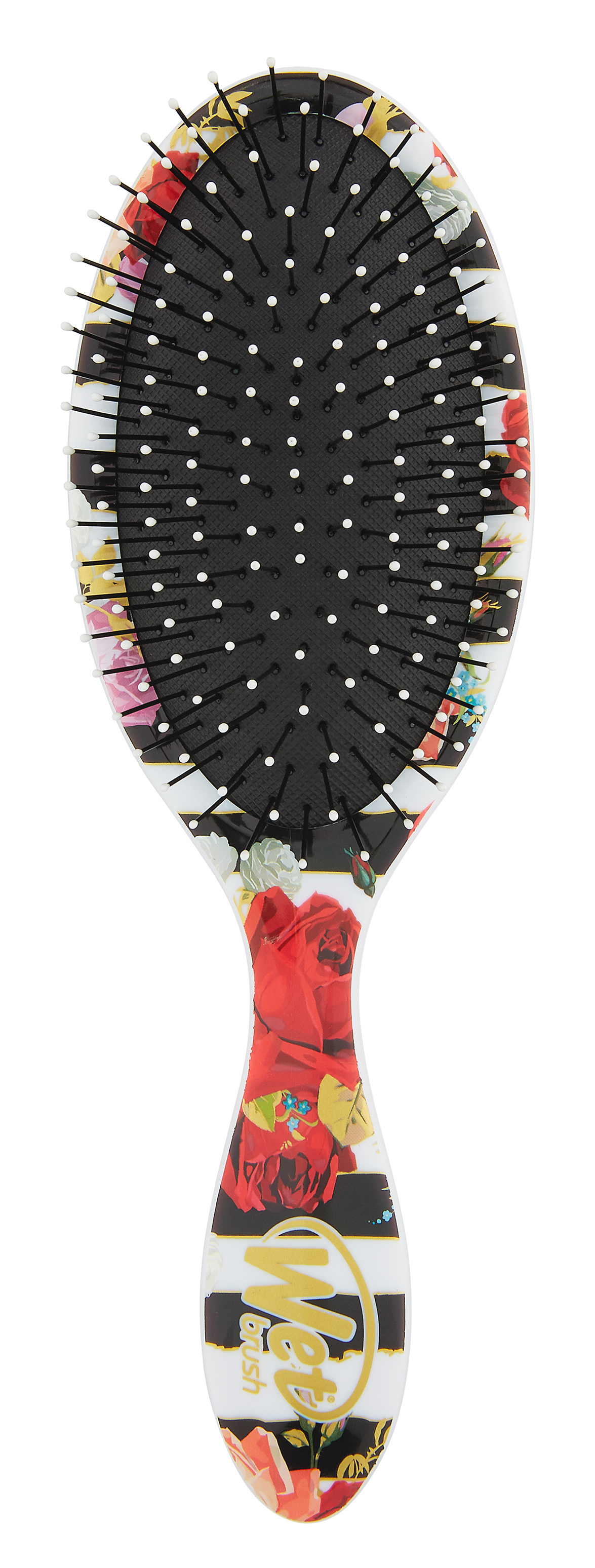Купить Wet Brush Щетка для спутанных волос Французские ночи, роза / WET BRUSH FRENCH NIGHTS DETANGLER (Rose)
