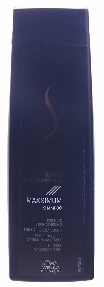 WELLA Шампунь против выпадения волос Максимум / Maximum Shampoo 250 мл