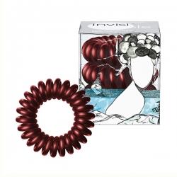 INVISIBOBBLE Резинка-браслет для волос / Burgundy Dream
