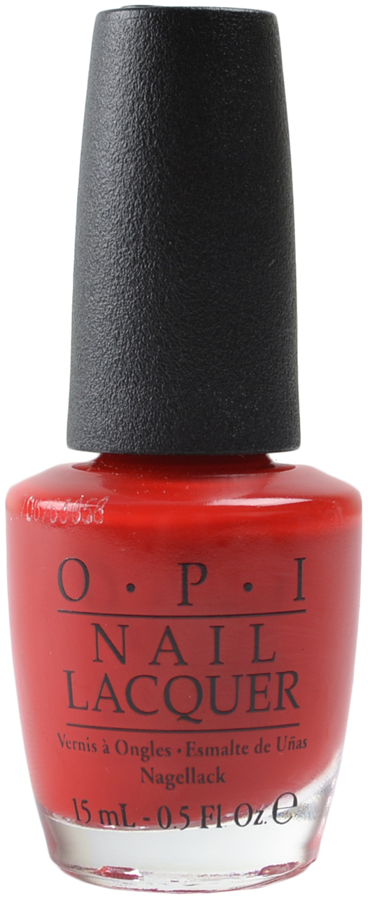 OPI Лак для ногтей Whats Your Point-settia / HOLIDAY 15мл~Лаки<br>What s Your Point-settia? - красный<br><br>Цвет: Красные<br>Виды лака: Глянцевые