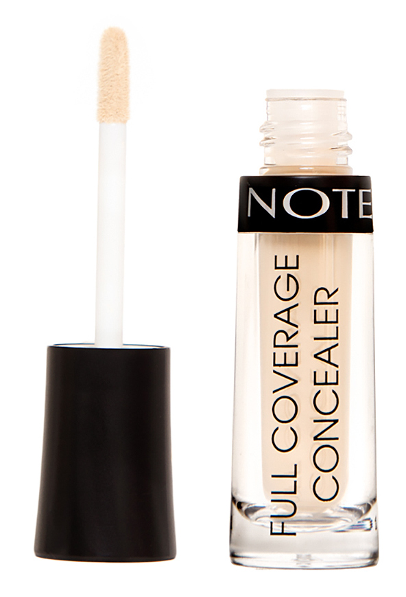 NOTE Cosmetics Консилер жидкий с плотным покрытием 03 / CONCELEAR 2,3 мл