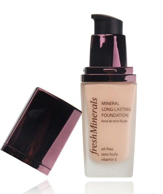 "FRESH MINERALS ������ ��� ������ ������� ��������� ""Natural"" / Mineral Long Lasting Foundation 30��"