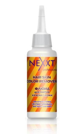 NEXXT professional Флюид для снятия краски с кожи / HAIR SKIN COLOR CLEAN 125 мл флюид nexxt professional hair skin color remover 125 мл