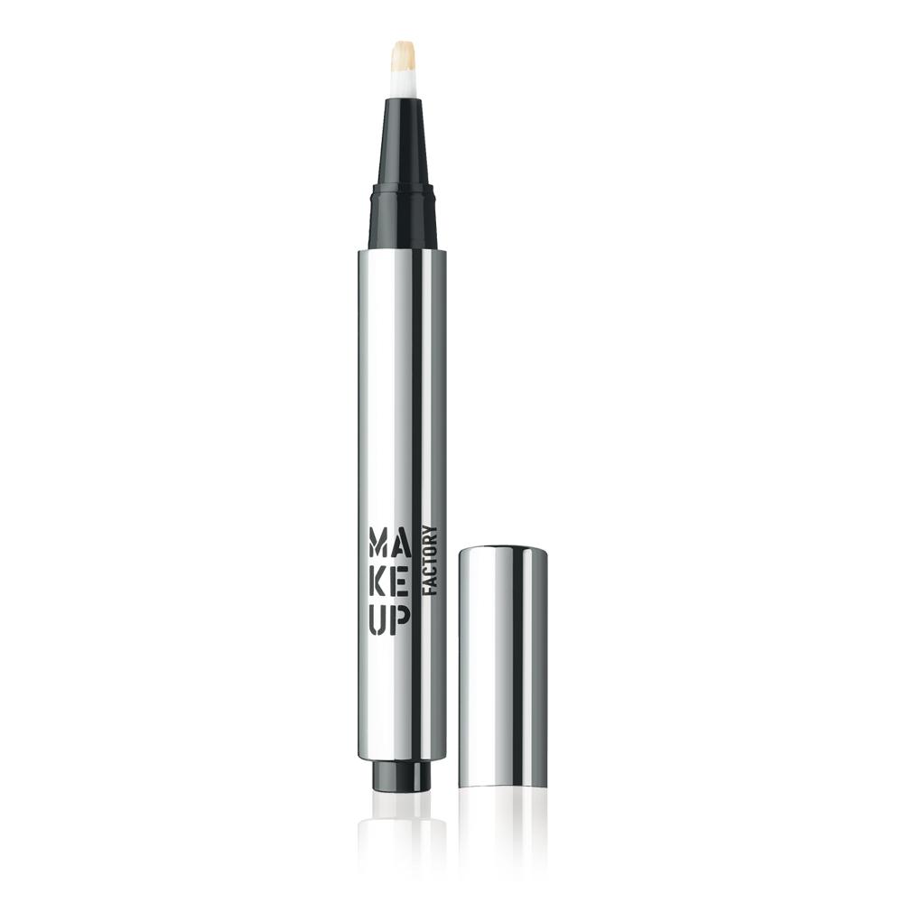 MAKE UP FACTORY Консилер светоотражающий, 2 кремовый / Light Reflecting Concealer