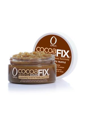 ORLY Скраб увлажняющий с ароматом цитруса для рук, ног и тела / Сitrus Sugar Fix 540гр