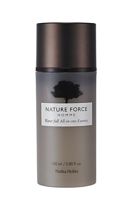 HOLIKA HOLIKA Эссенция увлажняющая для мужчин Нэйча Форс / Nature Force Homme Waterfull All In One Essence 100мл small transparent acrylic clutch perfume bottle bags lady evening clutch bags chain clutches women crossbody bag