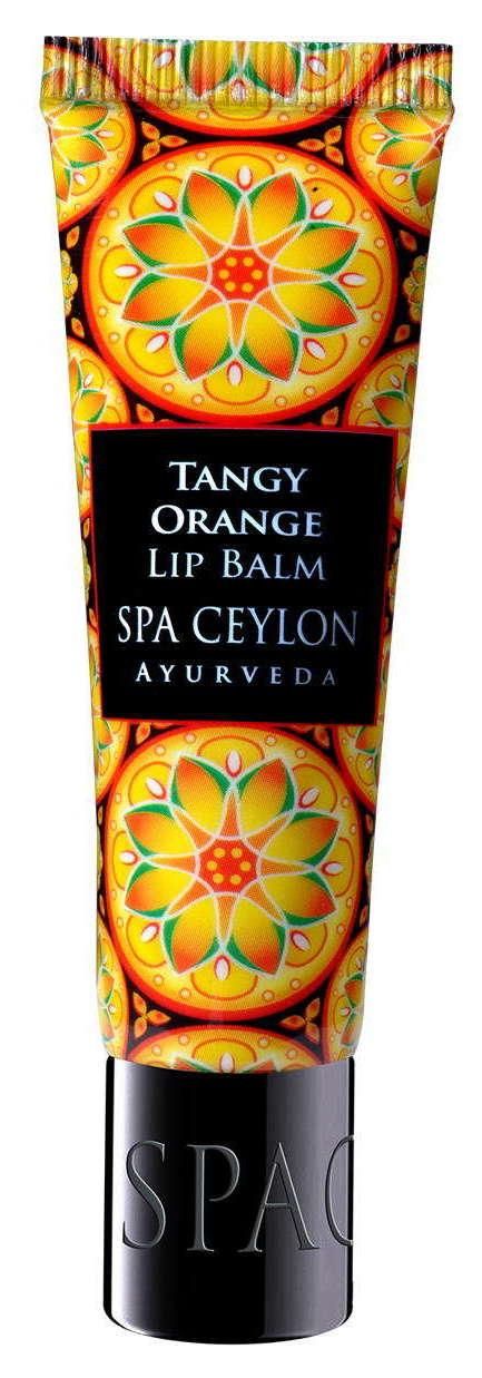 Купить SPA CEYLON Бальзам питательный для губ Терпкий апельсин 12 г