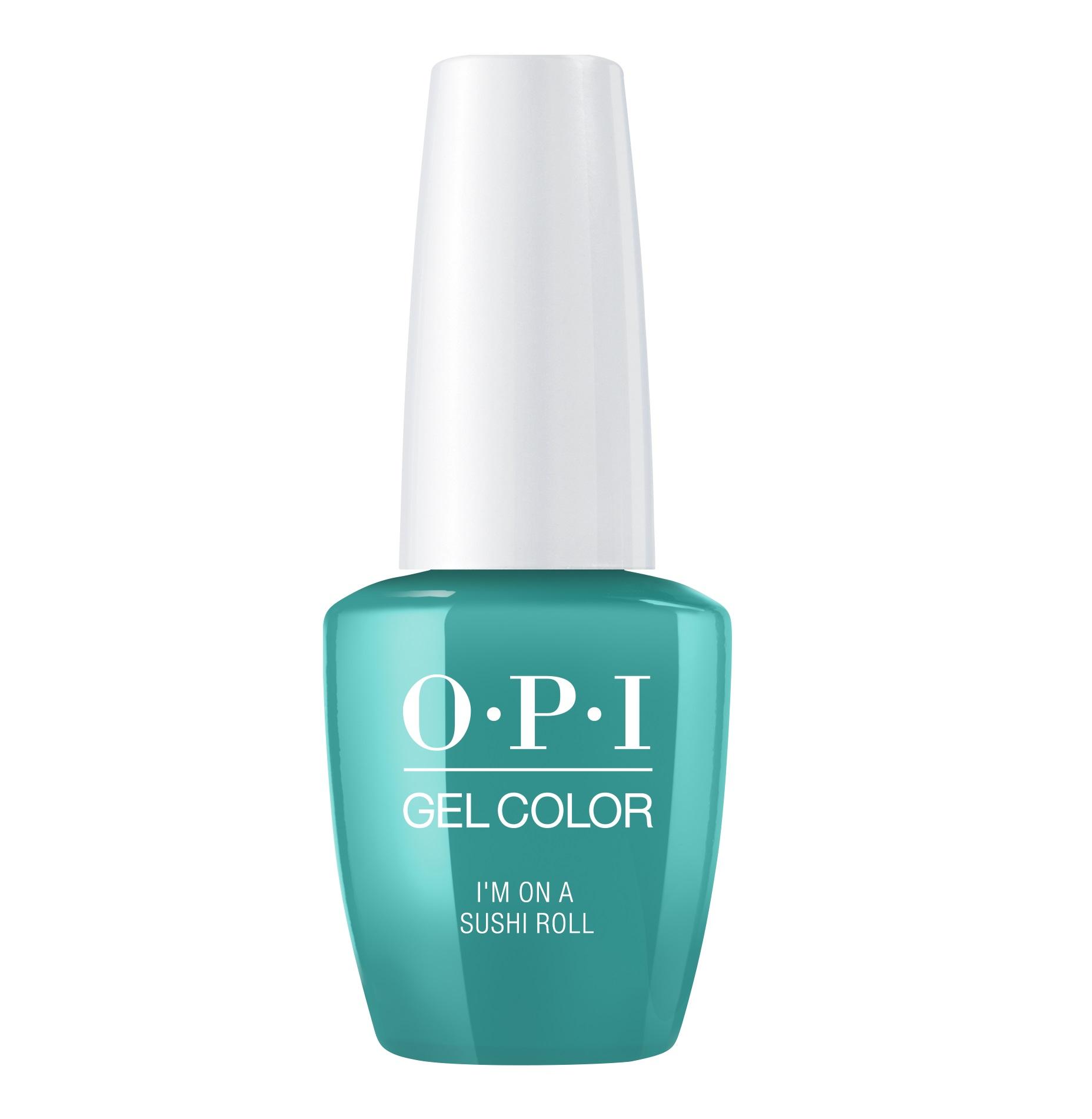 OPI Гель-лак для ногтей / Im Ona Sushi Roll Gel Color 15 мл